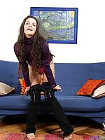 Teen korina shows nubiles.net her favorite sexy position