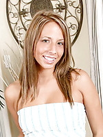 Scorching hot youthful nubile jensen has a charmingly innocent personality to go along with her petite teen frame.