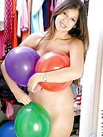 Hope those balloons pops so we can see josefines firm assets