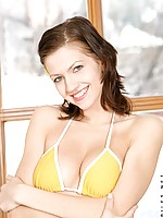 Sexyness is nubile ella she dances about while stripping and it is good