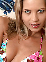 Seriously sexy nubile jenni has an amazing tight teen body.